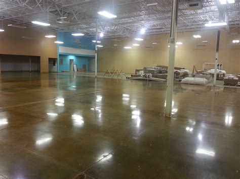 Atlanta Commercial Flooring Contractors   Concrete