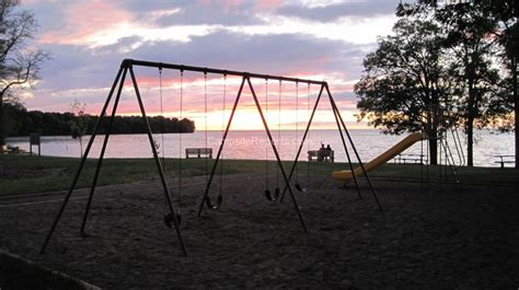 swing sets mn photo of father hennepin state park minnesota swing set