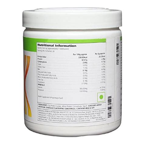 Sale Personalized Protein Powder Ppp 27 on herbalife afresh energy drink mix powder 50g on snapdeal paisawapas