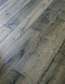 Hardwood Flooring Grey Manoir Gray Custom Aged Oak Floors Traditional Hardwood Flooring Other Metro By
