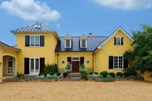 home color country house traditional exterior dc metro by