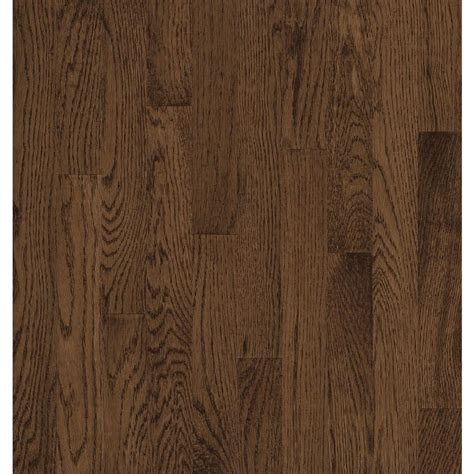 Shop Bruce Natural Choice 2.25 in Walnut Oak Solid