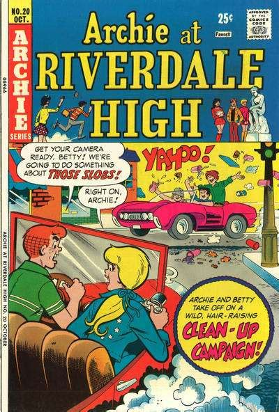 Archie Riverdale High archie at riverdale high comic books for sale buy