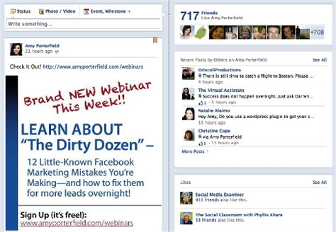 Posts A Note To Fans by 3 Timeline Marketing Tips For Success Social