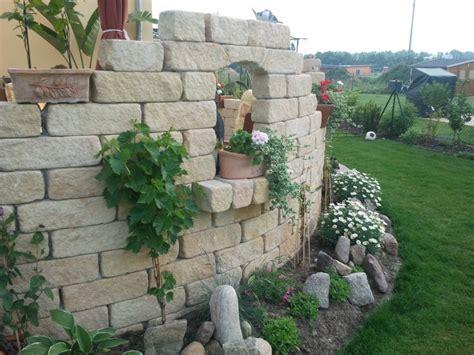 garten steinmauer garten steinmauer terrasse m 246 belideen