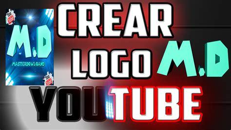 abrir imagenes jpg large como crear un logo para tu canal de youtube profesional