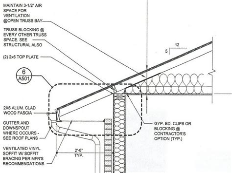 residential wall section detail residential brick wall section plan google search