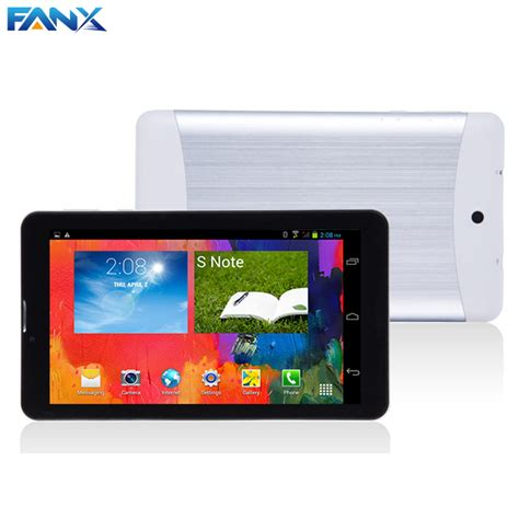 Tablet Evercoss At 1 G 7 Inch Tablet Pc 3g Phablet Gsm Wcdma Mtk6572 Dual 8gb Android 4 2 Dual Sim Flash