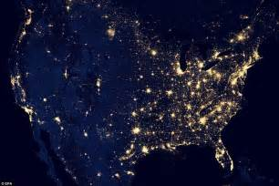 Seattle City Light Outage Map Sleepless Britain Nasa S Stunning Images Of The Uk At