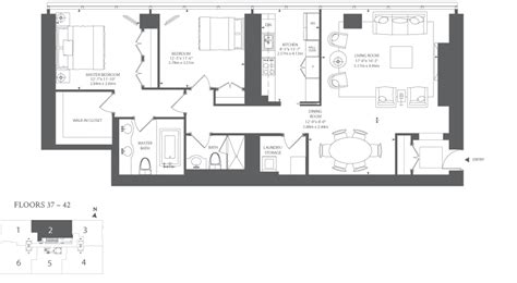 madison residences floor plan ritz carlton 183 wellington street west toronto
