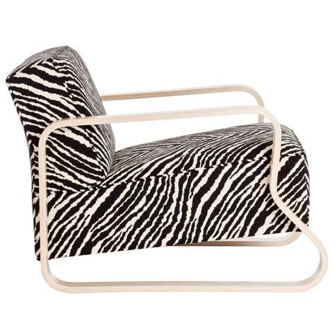 sessel zebra artek sessel 44 zebra chair alvar aalto birke natur