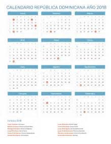 calendario rep 250 blica dominicana a 241 o 2018 feriados