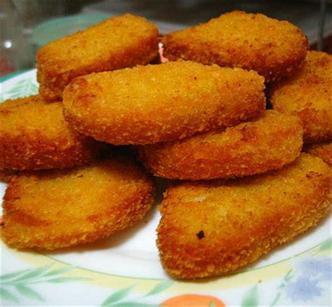 cara membuat nugget ayam roti tawar nugget ikan galeri kuliner