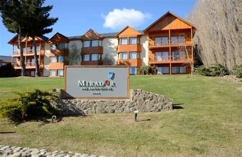 hotel mirador lago calafate hotel mirador lago hotel 4 estrellas tangol
