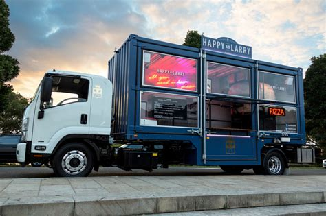 pizza food truck design shipping container food trucks wood oven pizza wood
