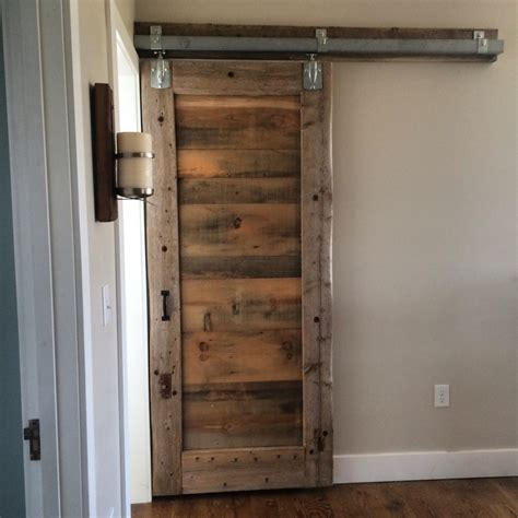 Reclaimed Barn Wood Doors And Raised Garden Beds Summit Recycled Barn Doors