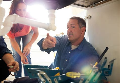 Plumbers In 9 Things To When You Hire A Plumber Realtor 174
