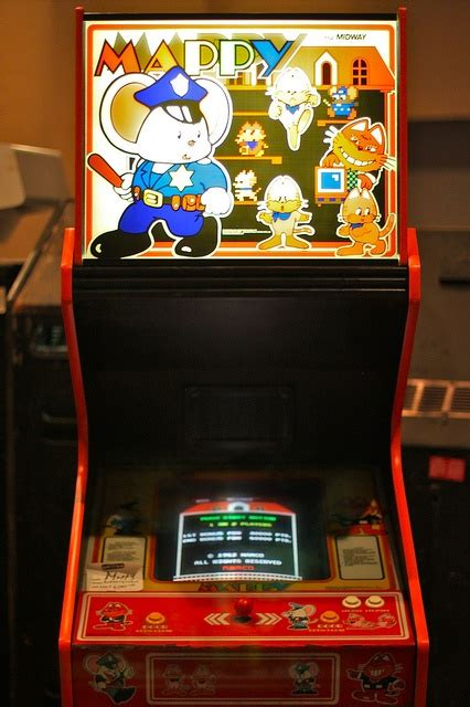 Mappy Arcade Cabinet by 314 Best Namco Limited Images On Videogames