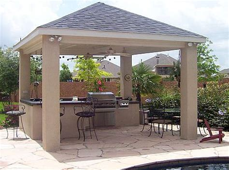 outdoor barbeque designs back yard built in bbq outdoor living 01 water and fire bbq pits are the perfect companion