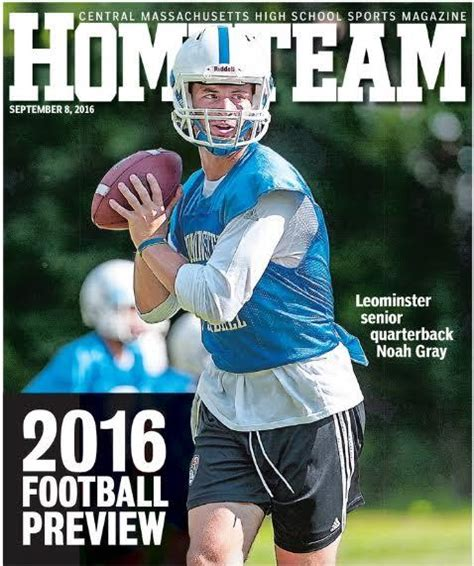 hometeam magazine 2016 football preview news telegram