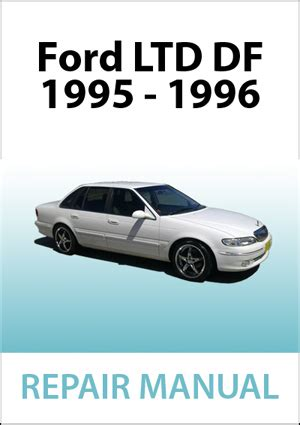 how to download repair manuals 1993 ford ltd crown victoria head up display ford ltd df workshop manual download pdf nowford falcon repair manuals