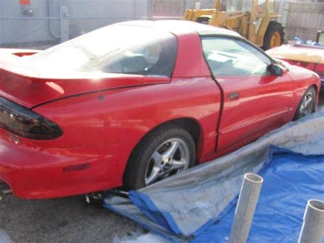 best auto repair manual 1997 pontiac firebird lane departure warning sell used 1997 pontiac firebird trans am ws6 ram air low miles for parts of whole in prospect