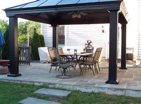 backyard gazebos for sale vulcan commercial gas stoves and ovens black double wall