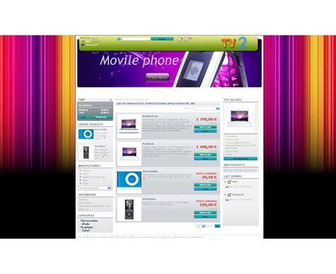 telefonia mobile virtuale tienda virtuale 2 modello di telefono mobile per prestashop