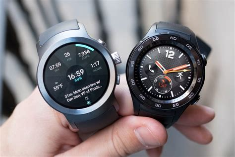 android wearable conhe 231 a os smartwatches que v 227 o receber o android wear oreo