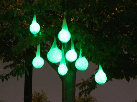 diy light decorations outdoor how to make glowing light pods how tos diy