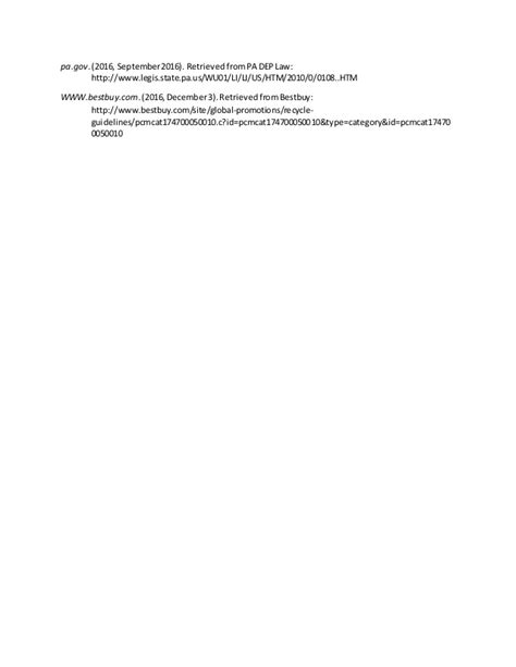 research paper on e waste management e waste research paper