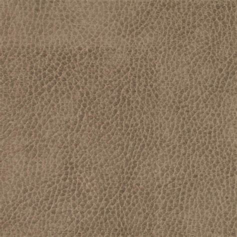 Buy Leather Upholstery Fabric by Pecos Taupe Solid Faux Leather Upholstery Fabric