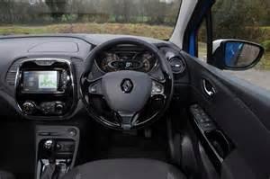 Renault Automatic Renault Captur Automatic 2014 Pictures Auto Express