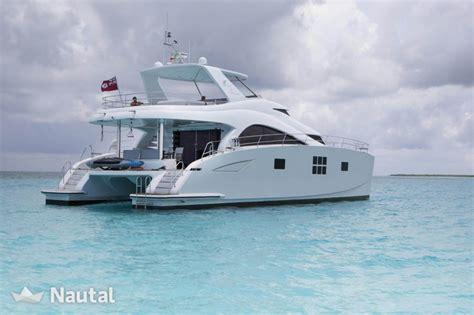 catamaran yacht cancun moteur de luxe incroyable catamaran sunreef 60 224 cancun