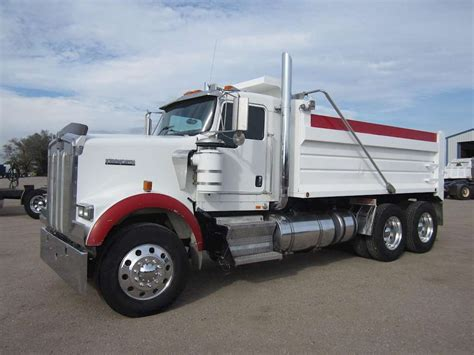 kenworth dump truck 2005 kenworth w900 heavy duty dump truck for sale 569 000