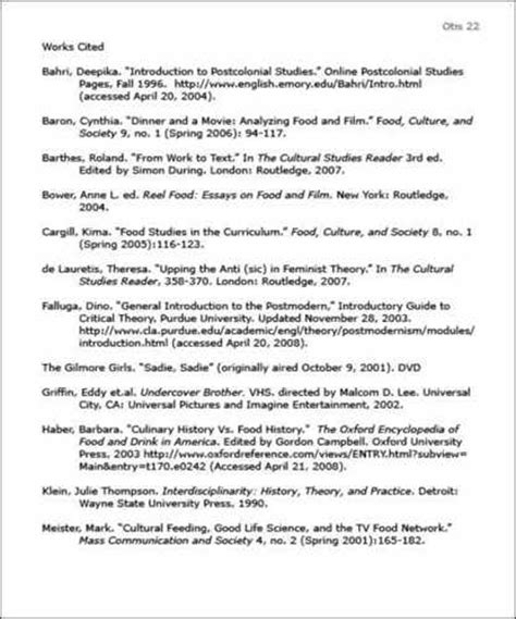exle of annotated bibliography asa format chris ackerman