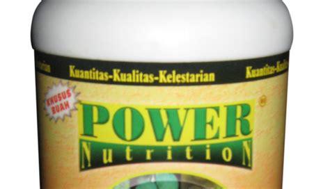Power Nutrision Kemasan Besar Original power nutrition