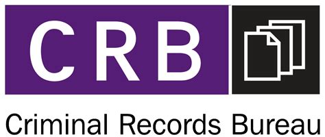 Criminal Record Bureau File Criminal Records Bureau Svg