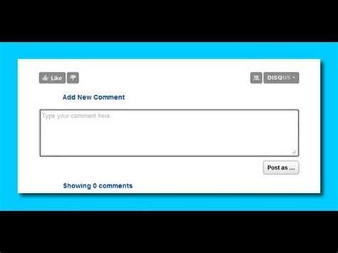 comment box for your website dreamweaver cs4 youtube