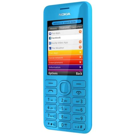 nokia asha 206 hot themes nokia launches asha 205 and 206 in emerging markets