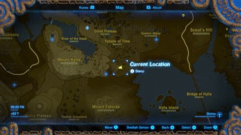 man where house breath of the wild guide the great plateau s secrets hidden items and treasures