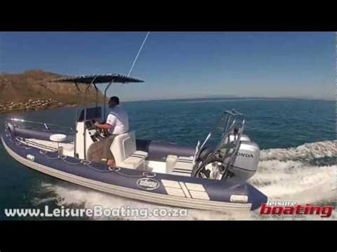 boating magazine reviews infanta 7 5 leisure boating review youtube