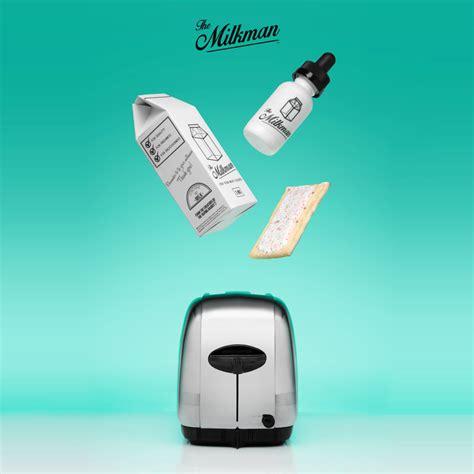Cloud Stout E Juice Premium Usa the milkman by the milkman no 1 ejuice