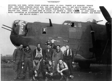 WWII pictures of B-24 Witchcraft B 24 Ball Turret