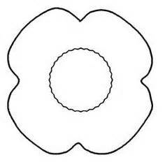 template of a poppy 1000 images about flores flores flores on