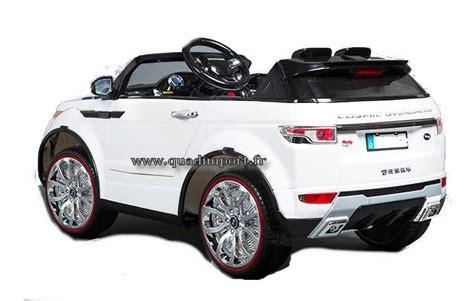 si鑒e auto pour enfant 12 volts land rover evoque voiture lectrique enfant