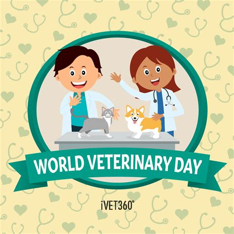 world veterinary day images