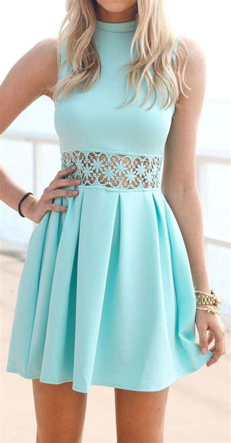 Pastel Dress2 pastel dresses for 2016 girlshue