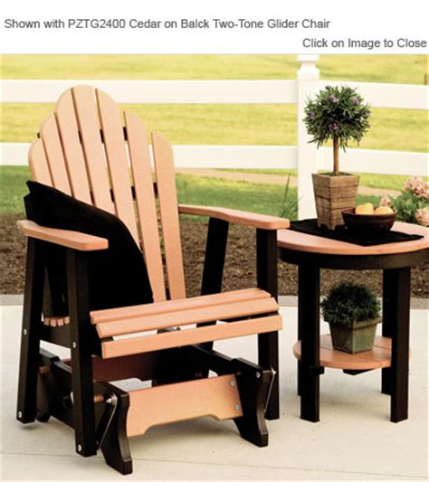 Amish Poly Outdoor Furniture by Outdoor Poly Furniture Amish Pret2122 Side Table Outdoorpolyfurniture