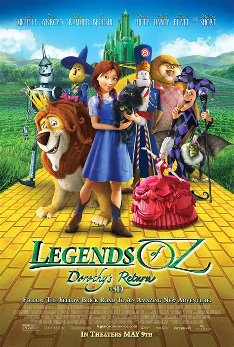 dorothy s legends of oz dorothy s return review